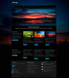 Omega - CSS and HTML by dft-au