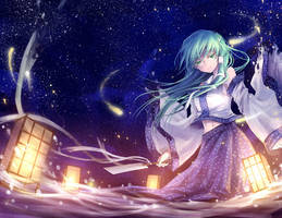 Sakura in symphony 5 by ChinAnime