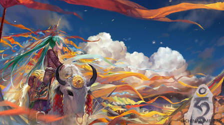 Tibetan by ChinAnime