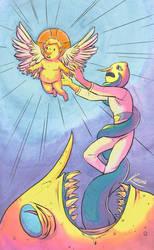 Hope of the Lemongrabs by JamieKinosian