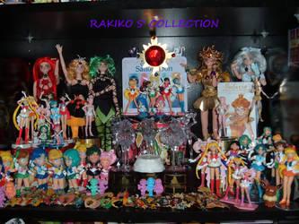 My Sailor moon collection 1 by RakikoHime
