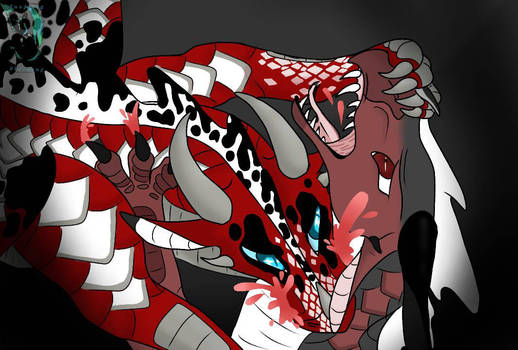 Midnight Killer by bluefang204