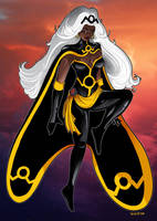 Storm Redesign COLOR by PaulSizer