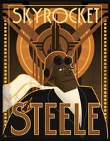 REMAKE: SkyRocket Steele by PaulSizer