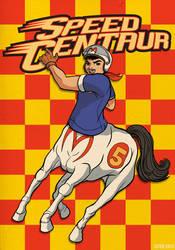 REMAKE: Speed Centaur by PaulSizer