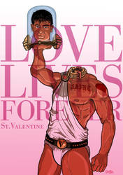 St Valentine Remake by PaulSizer