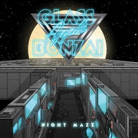 Glass Apple Bonzai NIGHT MAZE album cover by PaulSizer