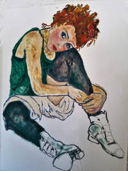 Sheila Egon by sergeunit