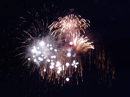Fireworks No.1 by InuKura