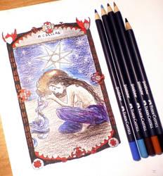 Tarot card by TamaraFaith