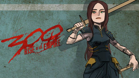artemisia Banner by Dynamaito