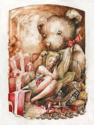 Nut Cracker Fairytale by DustinPanzino