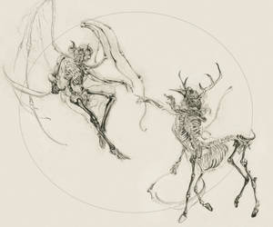 The Fall of Adam Main Figure by DustinPanzino
