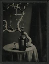Ambrotype, Still Life by DustinPanzino