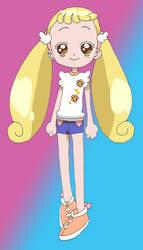 Hana-chan from Ojamajo Doremi by Sabre2k2