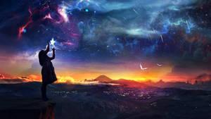 Stars by t1na