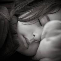 Confortablement endormie... by Azram