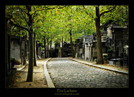 Pere  Lachaise. by Azram