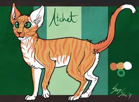 Atchet by Serge-Stiles