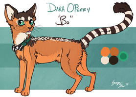 Dara O'Perry by Serge-Stiles