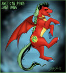 American Pony: Jake Long by Serge-Stiles