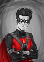 Red Robin by longjunt