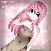 luka- one call love call by Pekobell