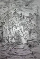 Fallen Angel by Elvin-Hazel