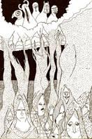 Seers in the Saplings by lopside