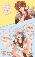 KH3 doujin - Toy Owner by BonBonPich