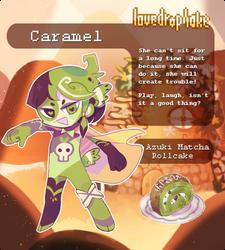 // caramel by hui-bo