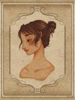 Elizabeth by ChiaraCi