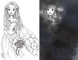 Corpse Bride by ChiaraCi