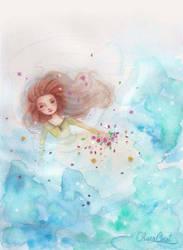 Ophelia by ChiaraCi