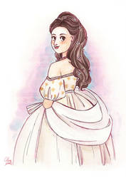 Princess Sissi by ChiaraCi