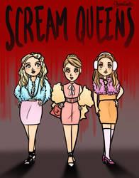 Scream Queens by ChiaraCi