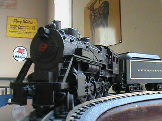 Lionel Pennsylvania K4 #9093 by 123Chance