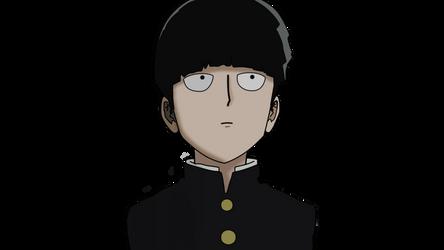 Shigeo Kageyama (Mob) [Mob Psycho 100] by VR-MMORPG