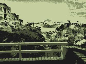[#2] Retro Balcony View by VR-MMORPG