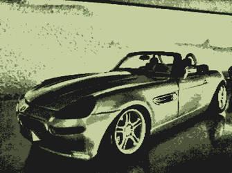 Retro Car 1 by VR-MMORPG