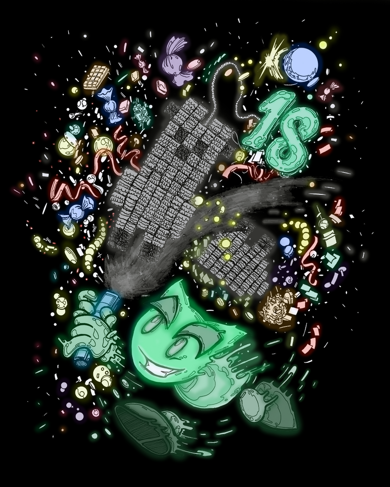 Glow by VR-MMORPG