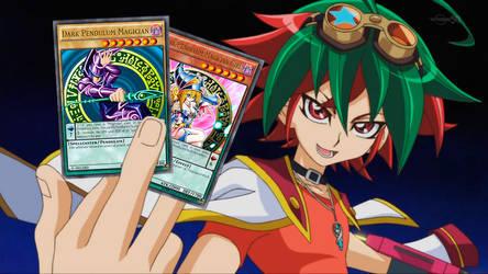 Yuya - Pendulum Magicians by Gaia206