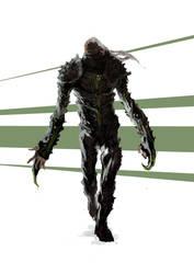 Assassin -  scorpio by nevreme
