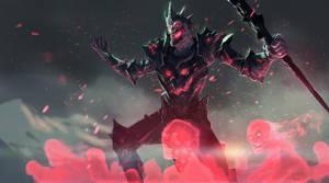 Undead King1 by nevreme