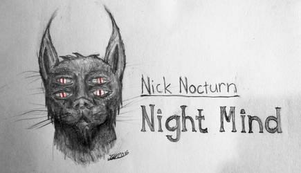 Nick Nocturn - Night Mind by Ballzy247