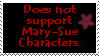 Anti-Mary Sue Stamp by Tobi-the-grim-meeper