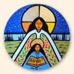 Sainte Anne by AaronPaquette