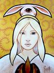Waposo - Rabbit by AaronPaquette