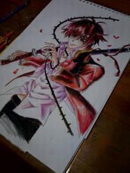 Kaede Higa by ArtistOnHold