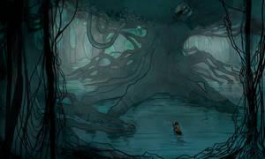 the jungle book by Des-Kii